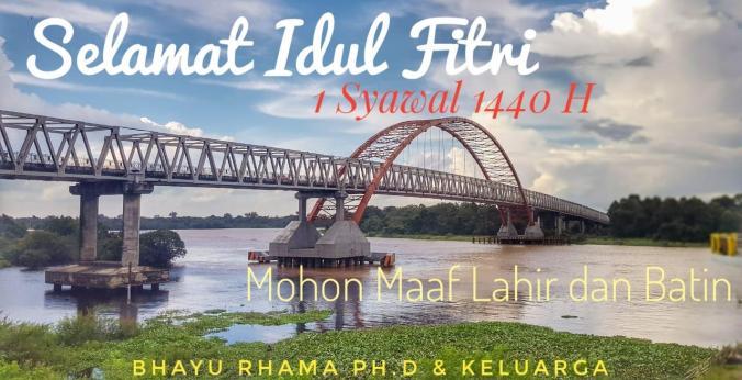 Idul Fitri 1440H